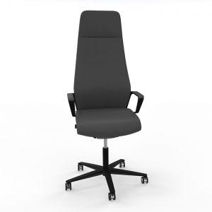 ZÜCO SIGNO 605 Leder Asphalt Grey