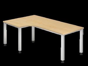 Schreibtisch Breite 200cm in L Form