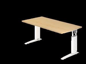 Schreibtisch Sprinter B160 C-Fußgestell