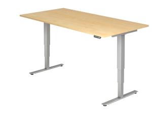 Schreibtisch T-Fuß elektrisch verstellbar B200